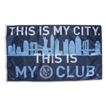 New York City FC 3' x 5' Flag