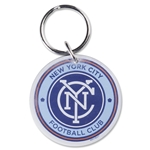 New York City FC Acrylic Key Ring