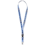 New York City FC Lanyard w/ Detachable Buckle