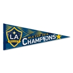 LA Galaxy MLS Cup 2014 Winner 12 X 30 Pennant