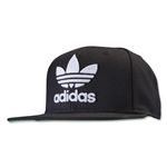 adidas Originals Thrasher Chain Snapback Hat (Blk/Wht)