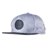 adidas Committed Snapback Cap (Gray)