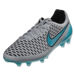 Nike Magista Opus FG (Wolf Gray/Turquoise Blue)