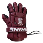 Brine King Superlight II Lacrosse Gloves (Maroon)