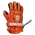 Brine King Superlight II Lacrosse Gloves (Orange)