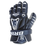 Brine King V Lacrosse Gloves (Navy)