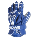Brine King V Lacrosse Gloves (Royal)