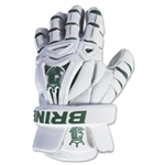Brine King V Lacrosse Gloves (Wh/Dgr)