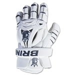 Brine King V Lacrosse Gloves (Wh/Nv)