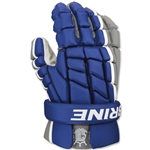 Brine Clutch Lacrosse Gloves (Royal)