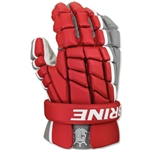 Brine Clutch Lacrosse Gloves (Red)