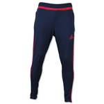 adidas Tiro 15 Training Pant (Navy/Red)