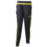 adidas Youth Tiro 15 Training Pant (Sv/Yl)