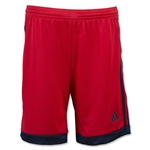 adidas Youth Tastigo 15 Short (Red/Navy)