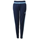 adidas Women's Tiro 15 Training Pant (Navy)