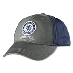 Chelsea Washed Cap