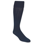 Classic Padded Solid Socks (Navy)
