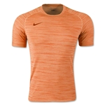 Nike Nike Flash DF Knit Training Top (Orange)