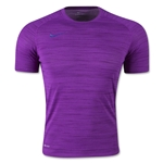Nike Nike Flash DF Knit Training Top (Purple)