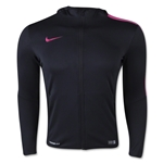 Nike GPX Knit Full-Zip Hoody (Black/Pink)