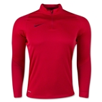 Nike Ignite Long Sleeve Midlayer T-Shirt (Red)