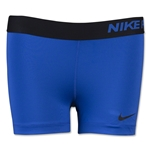Nike Women's 3 Pro Core Compression Short (Roy/Blk)