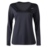 Nike Women's Legend LS Top 2.0 (Black)