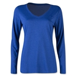 Nike Women's Legend Long Sleeve Top 2.0 (Royal)