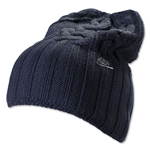 Nike NSW Women's Cable Knit Beanie (Black)