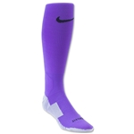 Nike Match Fit Soccer OTC Sock (Purple)