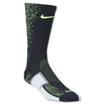 Nike Match Fit Elite Hypervenom Sock (Bk/Fg)