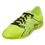 adidas X 15.4 IN Junior (Solar Yellow/Black)