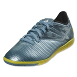 adidas Messi 15.3 IN Junior (Matt Ice/Bright Yellow)