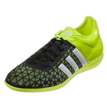 adidas ACE 15.3 IN (Black/White/Solar Yellow)