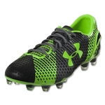 Under Armour ClutchFit Force FG (Black/Graphite/Hyper Green)