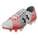 Under Armour Corespeed Force FG (White/Steel/After Burn)