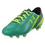 Under Armour Speedform Flash FG Junior (Emerald Lake/Black)