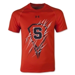 Under Armour Syracuse Lacrosse Youth Tech T-Shirt (Orange)