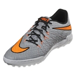 Nike Hypervenom Finale TF (Wolf Grey/Total Orange/White/Black)