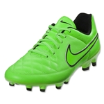 Nike Tiempo Genio Leather FG (Green Strike)