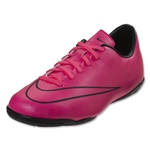 Nike Junior Mercurial Victory V IC (Hyper Pink)
