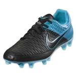 Nike Magista Orden Leather FG (Black/Turquoise Blue)