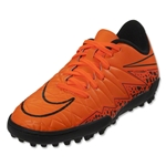 Nike Hypervenom Phelon II TF Junior (Total Orange)