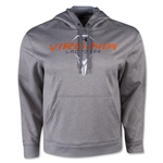 Under Armour Virginia Lacrosse Armour Fleece 2.0 Hoody (Gray)