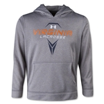 Under Armour Virginia Lacrosse Youth Hoody (Gray)