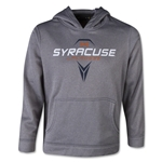 Under Armour Syracuse Lacrosse Youth Hoody (Gray)