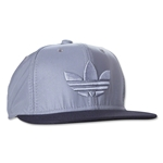 adidas Originals Reflective Snapback Cap (Gray)