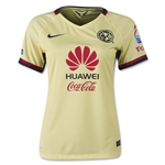 Club America 15/16 Women's Home Soccer Jersey