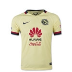 Club America 15/16 Youth Home Soccer Jersey