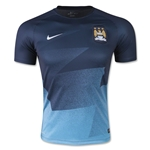 Manchester City Prematch Training Jersey